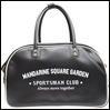 犬のキャリーバッグ MANDARINE BROTHERS MB SQUARE GARDEN BAG ブラック